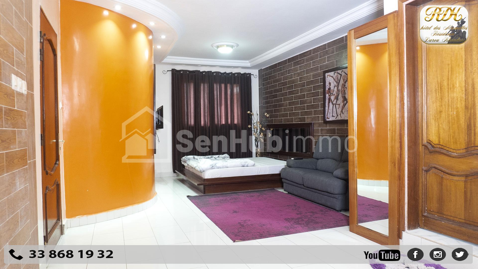 Location de mini-suites - SenhubImmo.com