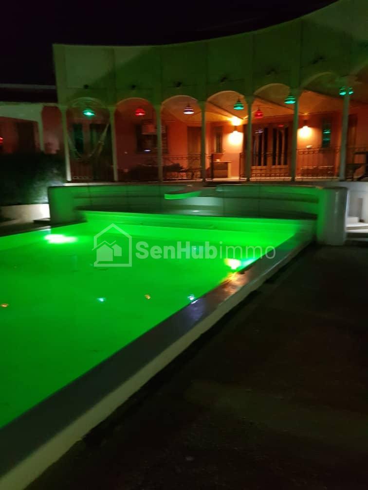Location villa meublée - SenhubImmo.com