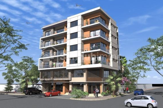 Appartement à louer au Point-e - SenhubImmo.com