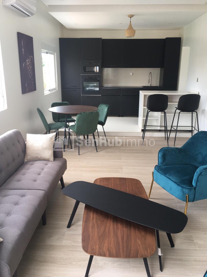 Appartement à vendre-Amitié 2 - SenhubImmo.com