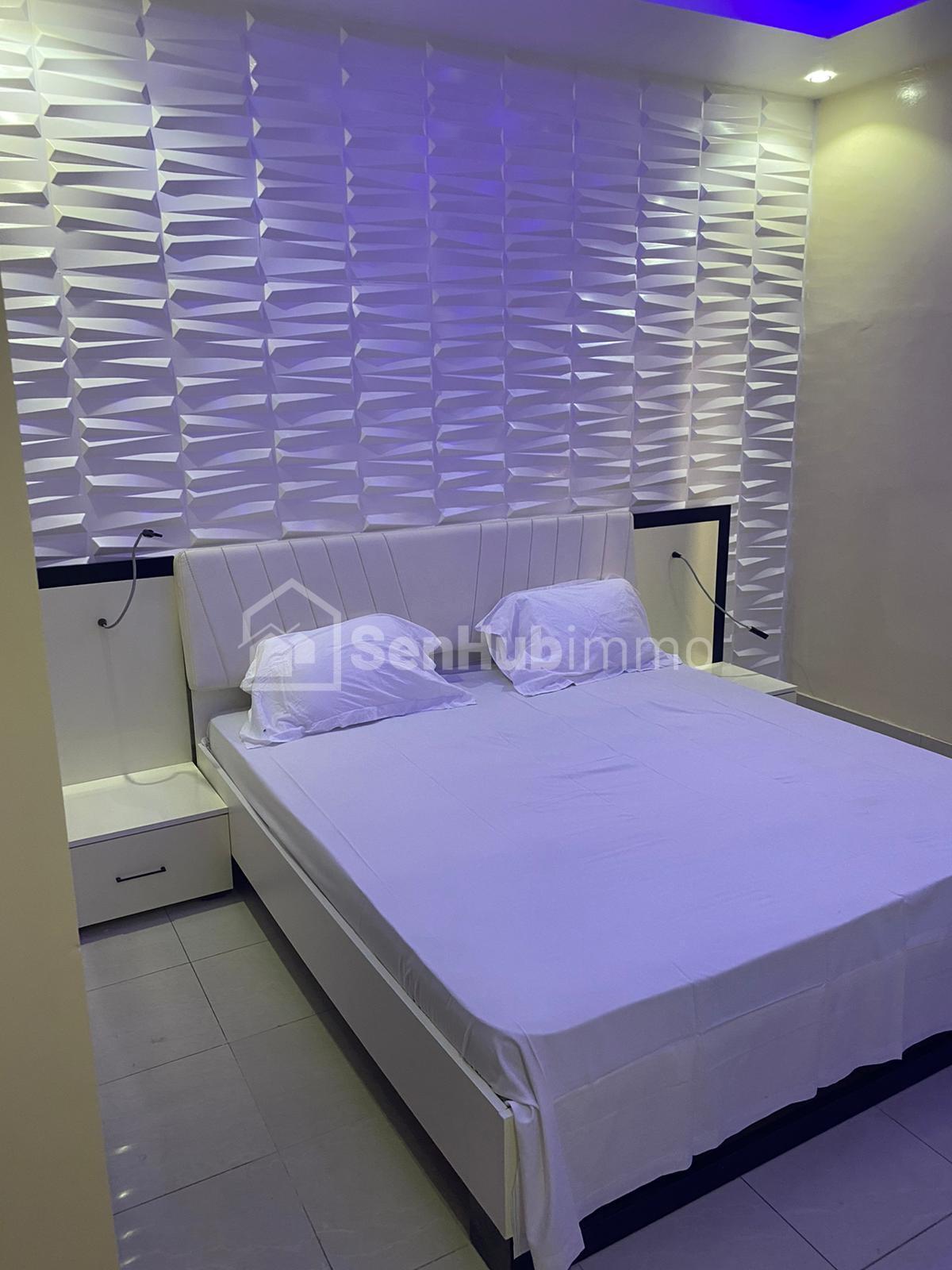 Appartement meublé à louer à Liberté 6 - SenhubImmo.com