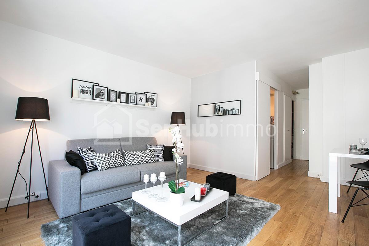 Appartement meublé à louer au Point-E - SenhubImmo.com