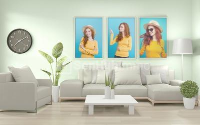 Studio meublé à louer au Point E - SenhubImmo.com
