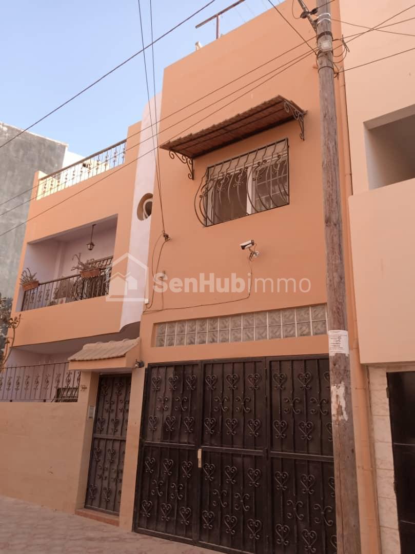Appartement de grand standing à louer au Point E - SenhubImmo.com