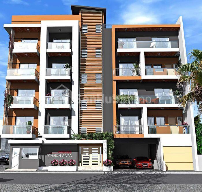 Appartement meublé haute standing à louer au Sicap Karack - SenhubImmo.com