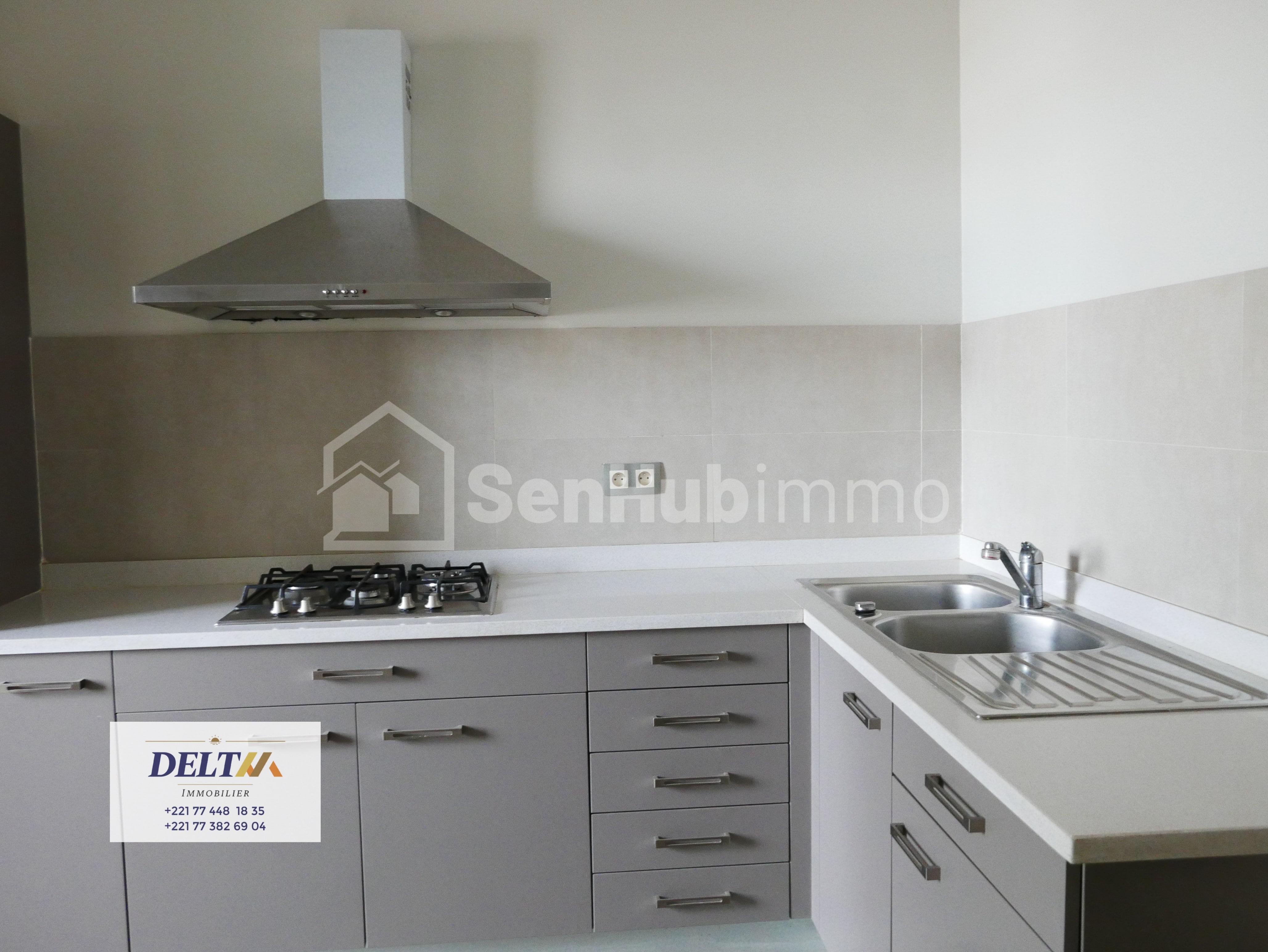 Appartement 3 chambres salon, Mermoz - SenhubImmo.com