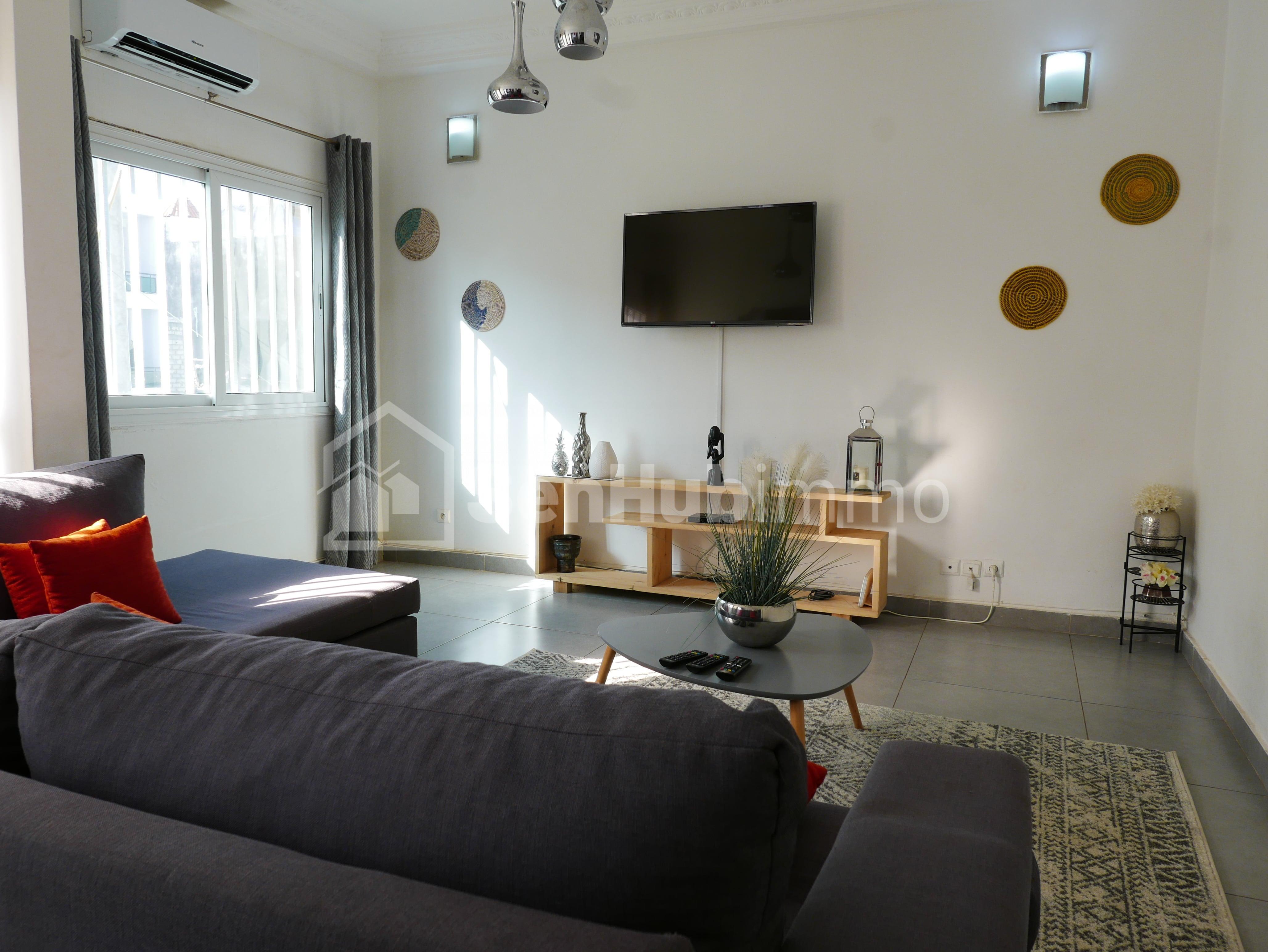 Appartement 3 chambres salon, Ngor Almadies - SenhubImmo.com