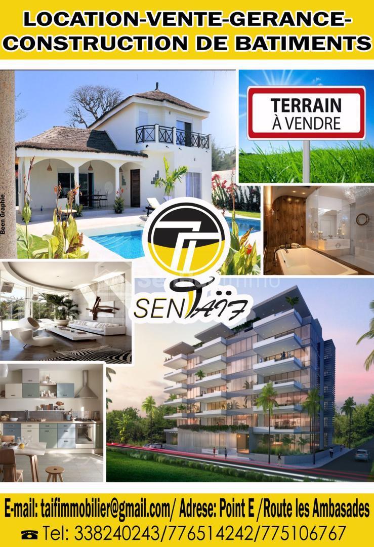 Location-Vente-Gérance-&-Construction de bâtiments - SenhubImmo.com
