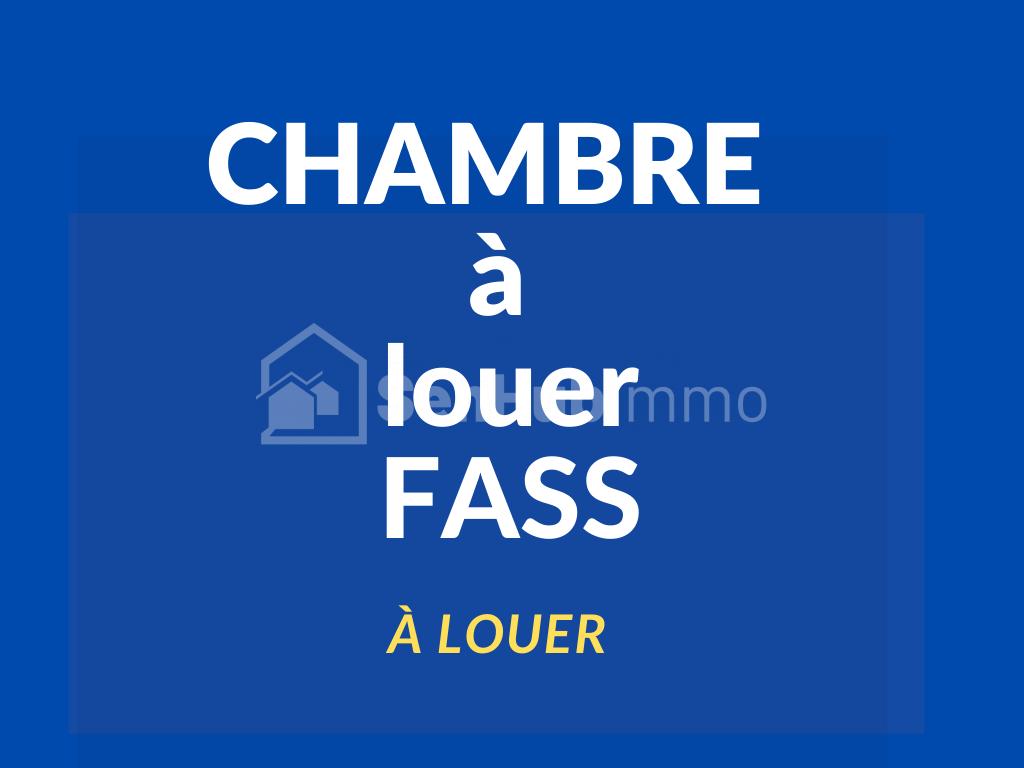 Chambre à louer à FASS - SenhubImmo.com
